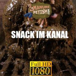 manurefetish snack im kanal