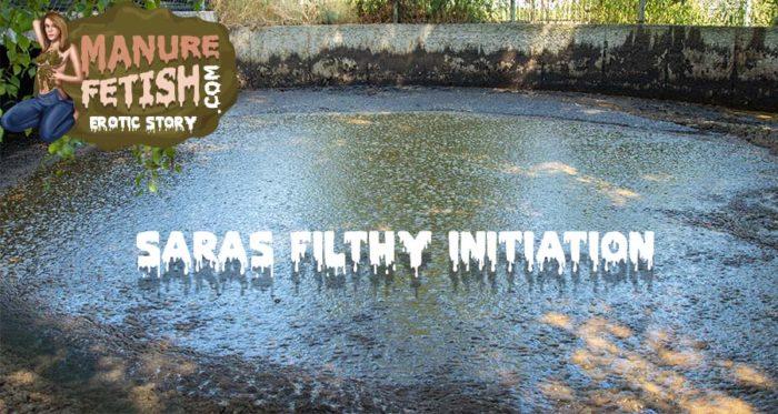 Saras filthy initiation