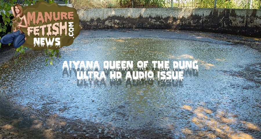 aiyana queen of the dung audio issue